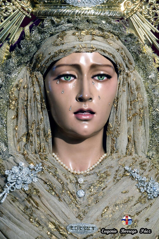 Resultado de imagen de Rosario Vespertino de Ntra. Sra. del Rosario Doloroso. Sevilla